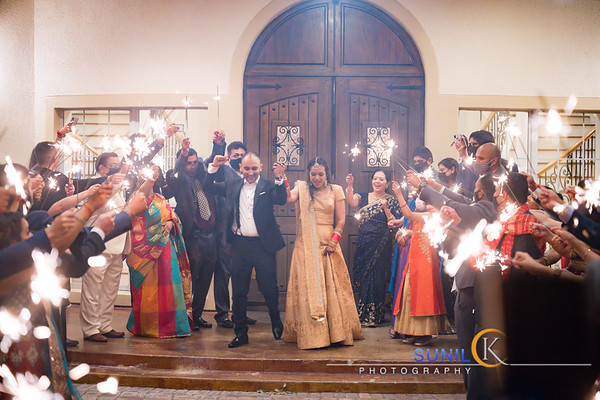 Radhika Don Wedding Reception