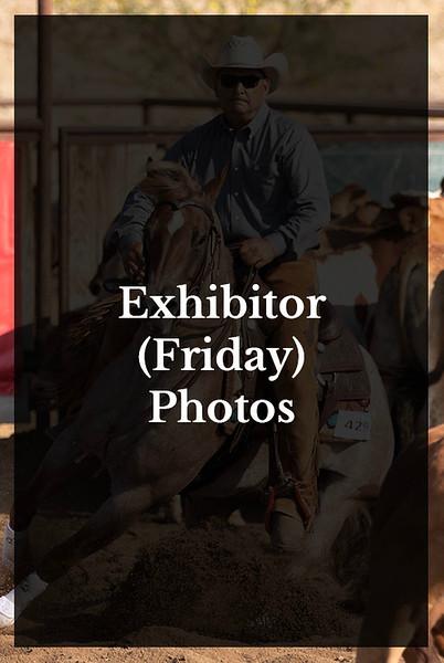 Exhibitors - Friday