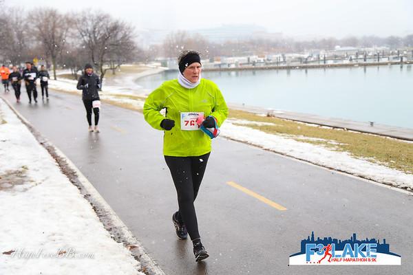 Half Marathon Mile 1 Part 8
