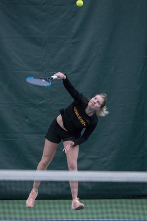 ISU Tennis vs Oklahoma 03/24/19