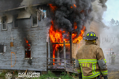 Live Burn - Live Restaurant Burn, Naugatuck, CT - 9/28/18