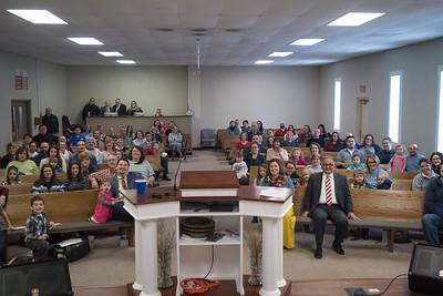 Truth Baptist 5th Anniversary