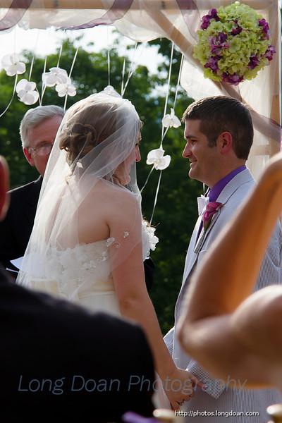 Vanessa & Kevin's Wedding, July 2012