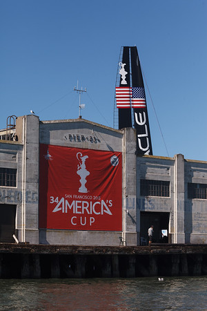 The 34th America's Cup