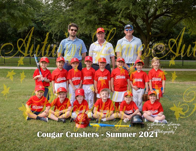 20210622 - Kinder Cougar Crushers - Goostree