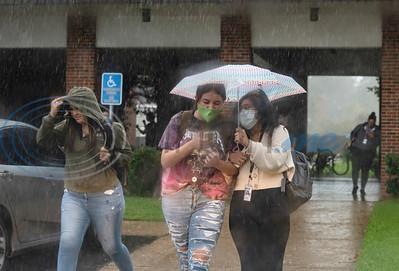 Rainstorm Hits Tyler by Sarah A. Miller