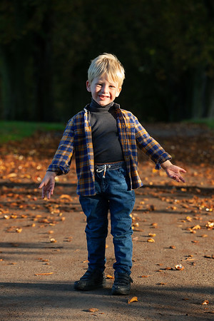 Thornes Park, Autumn Walk
