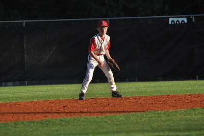 Angels vs. Sprayberry Yellow Jackets 5-4-11