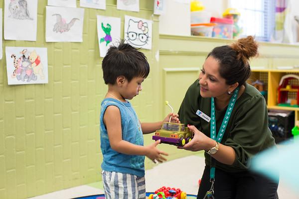 YMCA- Parents As Teachers