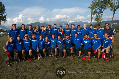 8-4-14 Japan Liquios v USA Johnny Bravo Open Division First Round Matchup at WFDF 2014 World Ultimate Club Championships