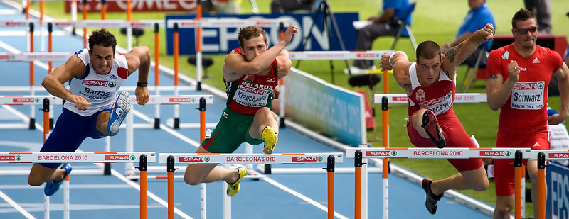 European Athletics Championships Barcelona 2010 - 3rd day