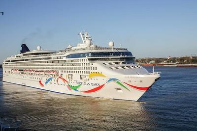 Cruise:  Hawaii, Alaska, Honduras, Belize, Mexico, Caribbeaqn