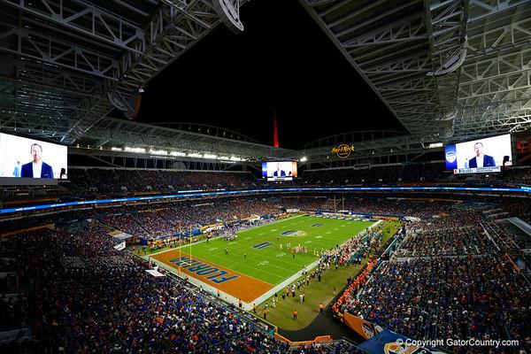 Super Gallery - 2019 Capital One Orange Bowl - Florida Gators vs Virginia Cavaliers 12/30/2019