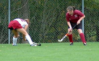 JV & Varsity Field Hockey 2006
