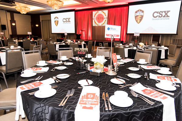 Rock the Red Jacket Gala - 2019