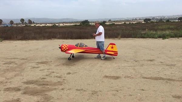 Brad's New Yak 55m Video - July 2017