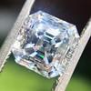 3.02ct Antique Asscher Cut Diamond, GIA G VS2 5