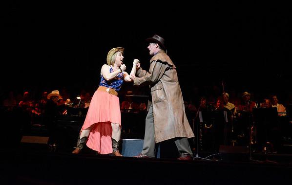 Eugene Concert Choir- Broadway - 2013