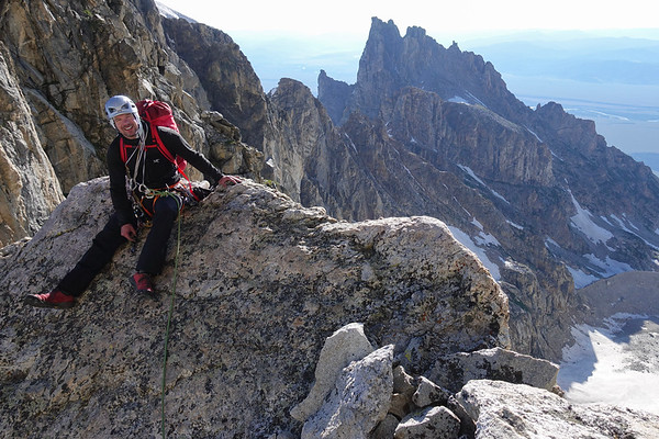 Cathedral Traverse