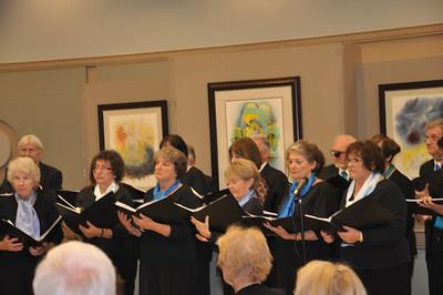 Sarasota Jewish Chorale @ Kobernick
