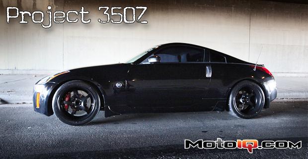 MotoIQ Project 350Z