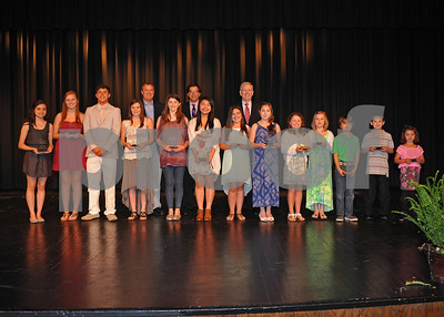 2014 - Young Georgia Authors