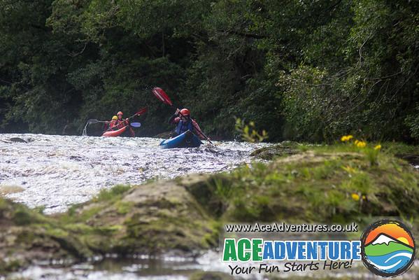 19th Aug 2015 Canoe & Kayak PM
