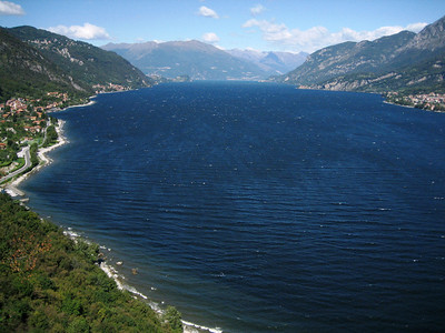 Lago di Como 2007