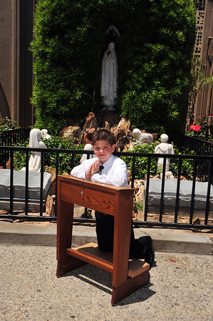 Sacred Heart 1st Communion 5.29