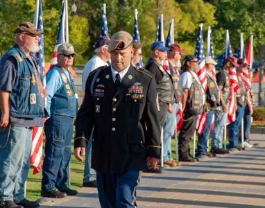 Global War on Terrorism Memorial Rededication