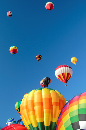 Statesville BalloonFest 2011