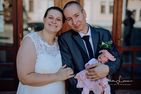 Anita & Zoli Törökbálint Polgári 2020.07.10
