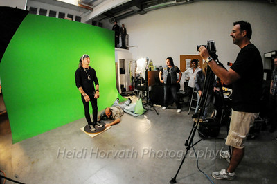 Video Shoot - Great White