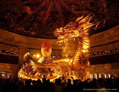 Dragon - Wynn Macau