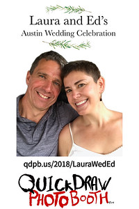 Laura and Ed's Austin Wedding Celebration