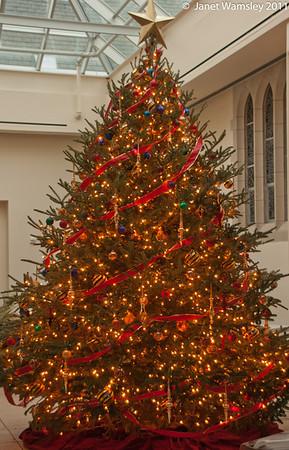 2011 Christmas preparations