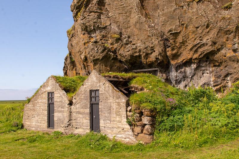 drangshlíð II - home to elves