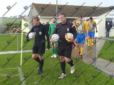 Mousehole  (Home) Cornwall Senior Cup 3rd Round