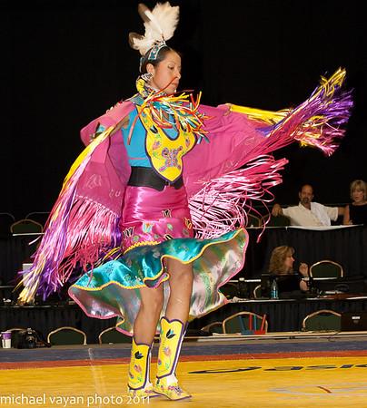 Traditional Native American Dance