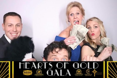 Hearts of Gold Slow Mo