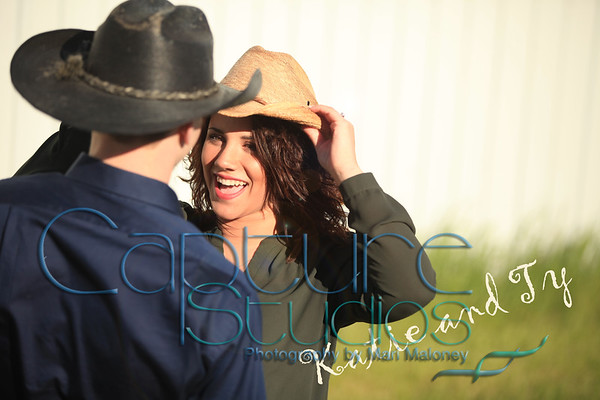 Katie and Ty Engagement Session