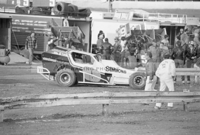 Lebanon Valley Speedway in the 1980's