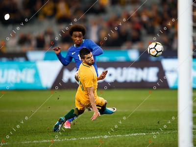 Tuesday 13th June - Brazil vs Australia