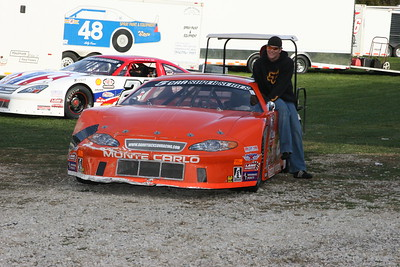 Winchester 400, Winchester Speedway, Winchester, IN, October 15, 2006