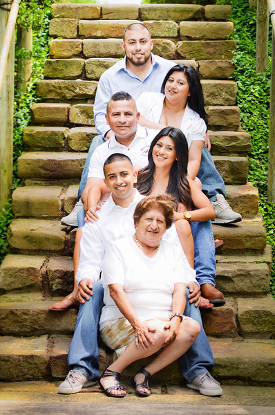 Herrera Family May 2013