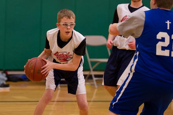 2016 Elkhorn Attack Basketball