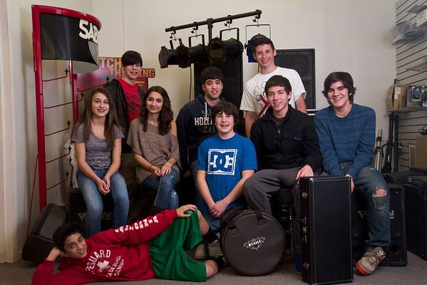 Sal Bands 2011