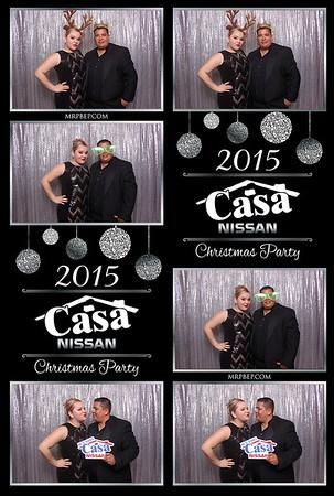 Casa Nissan | Dec. 20th 2015