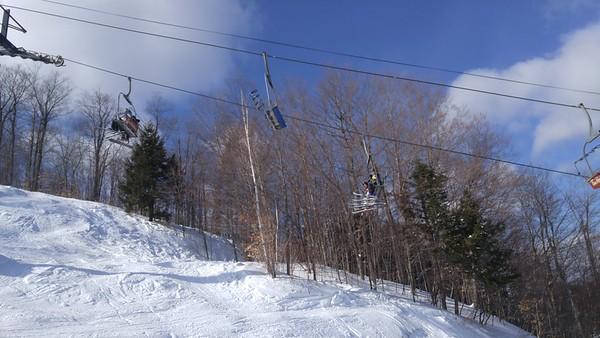 Ski - Montcalm