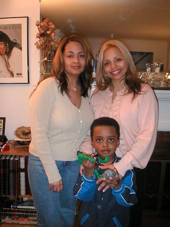 Lenette & Kim March 2004